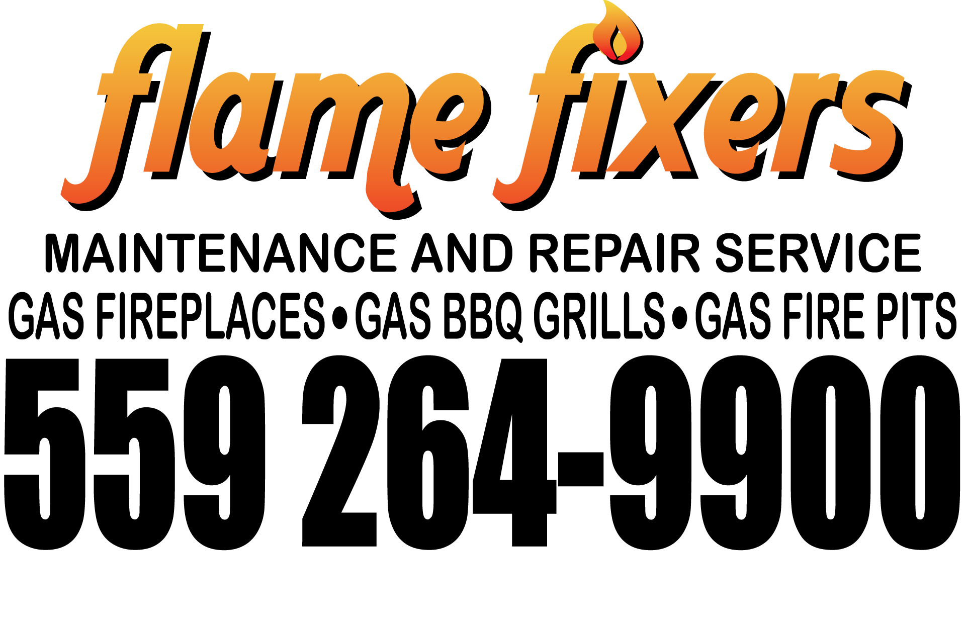 FLAME FIXERS - GAS FIREPLACE | GAS BBQ GRILL | GAS FIREPIT | GAS ...