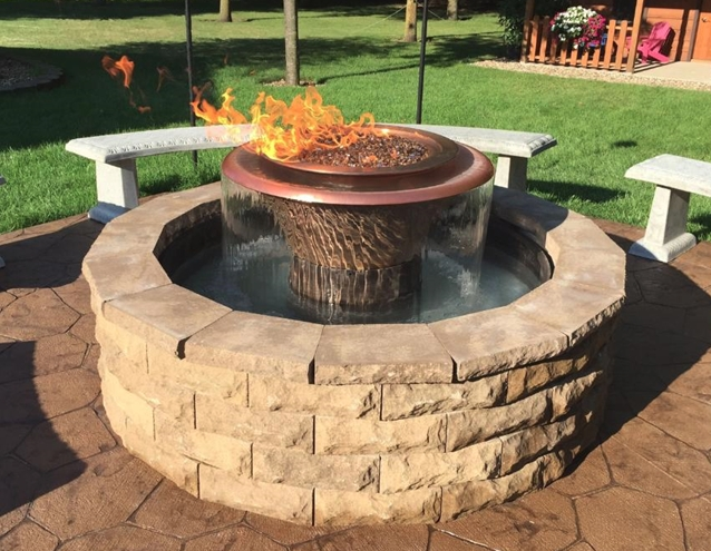 GAS FIRE PIT, GAS FIRE/WATER BOWL, GAS FIRE TABLE ISSUES: IS IT TIME TO  HAVE YOUR GAS FIRE PIT / FIRE RING SERVICED? DOES YOUR GAS FIRE PIT / FIRE  RING ... - FLAME FIXERS - GAS FIREPLACE GAS BBQ GRILL GAS FIREPIT GAS LOG